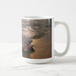 Conch Shell At Beach | St. Augustine, Fl Coffee Mug