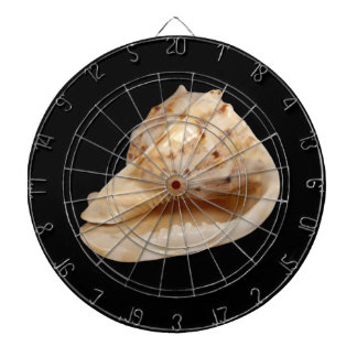 Conch Shell Dartboard