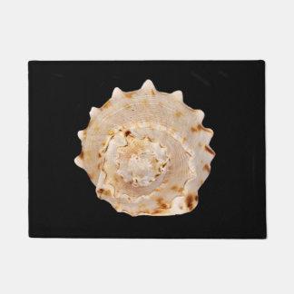 Conch Shell Door Mat