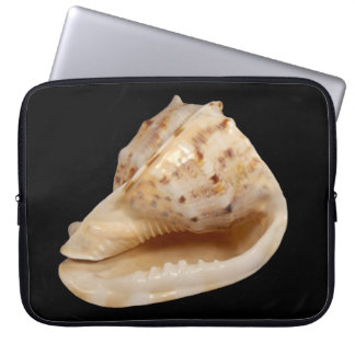 Conch Shell Laptop Sleeve