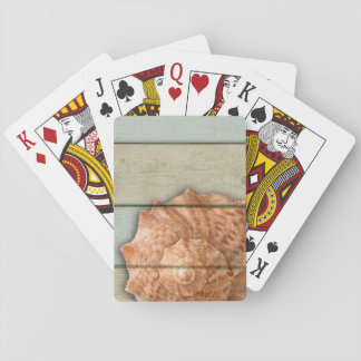 Conch Shell Playing Cards