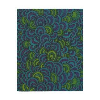 Concha - Ocean Wood Prints