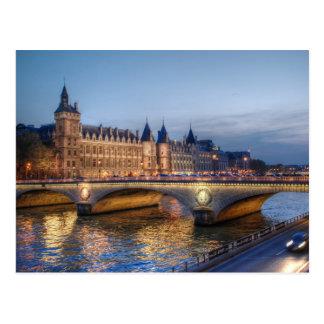 Conciergerie Postcard