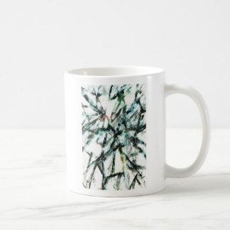 Conclusion with frosty basic white mug