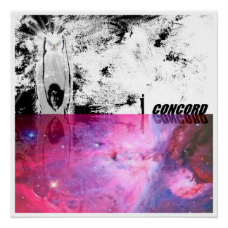 Concord Harmony Silence Of Love Poster