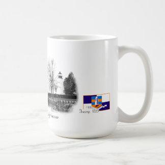 Concord Point Lighthouse, Havre de Grace, Maryland Coffee Mug