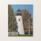 Concord Point Lighthouse Jigsaw Puzzle