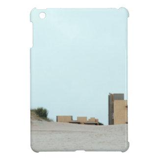 Concrete and sand iPad mini cover