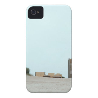 Concrete and sand iPhone 4 cover