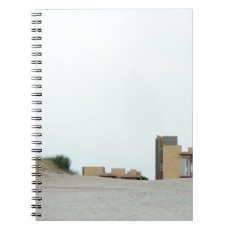 Concrete and sand notebooks