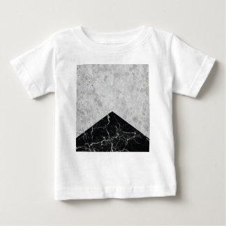 Concrete Arrow Black Granite #844 Baby T-Shirt