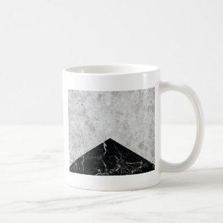 Concrete Arrow Black Granite #844 Coffee Mug