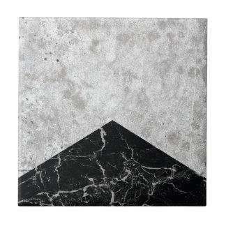 Concrete Arrow Black Granite #844 Tile