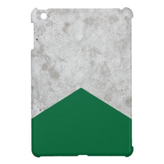 Concrete Arrow Forest Green #326 Cover For The iPad Mini