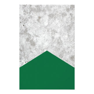 Concrete Arrow Forest Green #326 Stationery