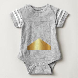 Concrete Arrow Gold #372 Baby Bodysuit