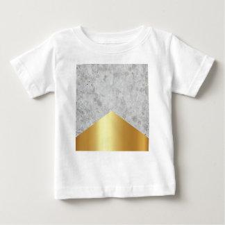 Concrete Arrow Gold #372 Baby T-Shirt
