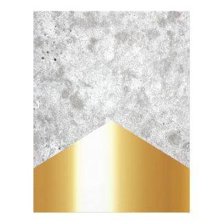 Concrete Arrow Gold #372 Letterhead