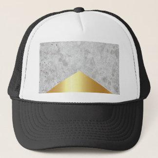 Concrete Arrow Gold #372 Trucker Hat