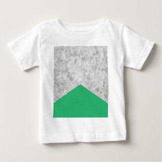 Concrete Arrow Green #175 Baby T-Shirt