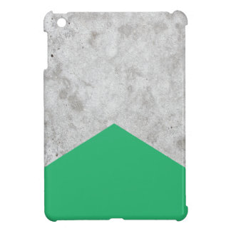Concrete Arrow Green #175 Cover For The iPad Mini