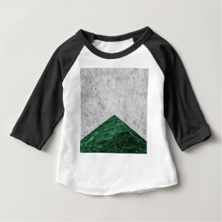 Concrete Arrow Green Granite #412 Baby T-Shirt