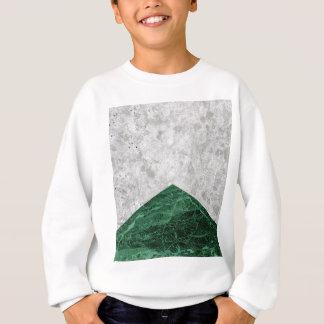 Concrete Arrow Green Granite #412 Sweatshirt