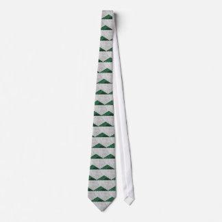 Concrete Arrow Green Granite #412 Tie