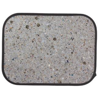 Concrete Cement Look Car Floor Mats