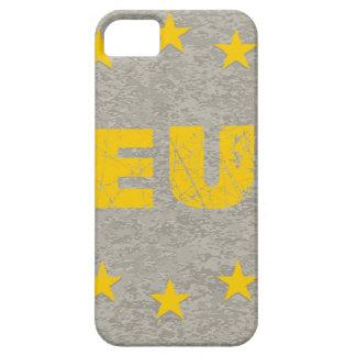 Concrete EU Flag iPhone 5 Cover