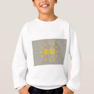 Concrete EU Flag Sweatshirt