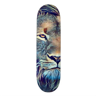 Concrete Jungle King Custom Pro Park Board Skateboard Deck