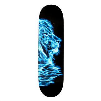 Concrete Jungle King Spirit Custom Pro Park Board Skateboard Deck