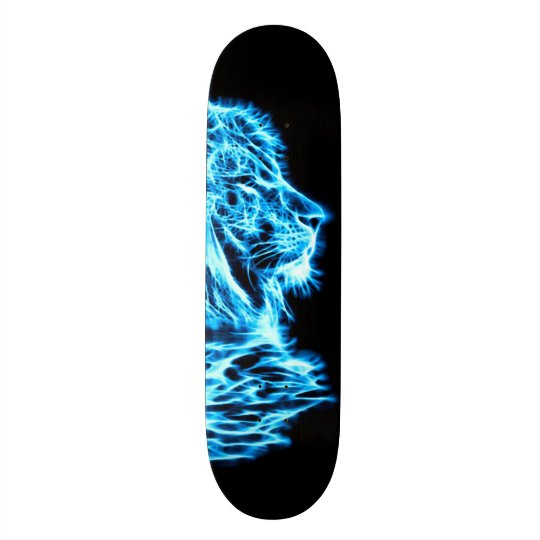 Concrete Jungle King Spirit Custom Pro Park Board Skateboard Decks