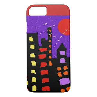 Concrete jungles iPhone 8/7 case