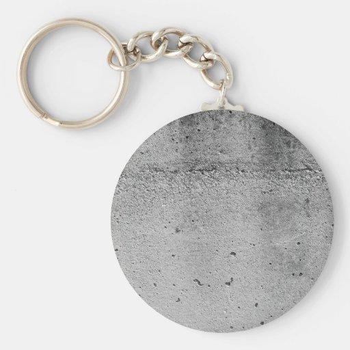 Concrete Key Chain