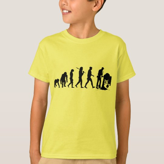 Concrete mixer pourer builders construction evolve T-Shirt