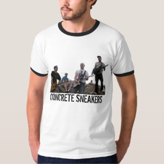 """Concrete Sneakers """"New York"""" T-Shirt"""