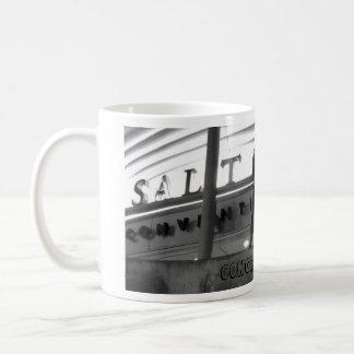 Concrete Surfer Classic White Coffee Mug