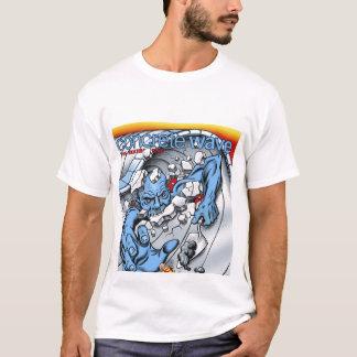 Concrete Wave Cover T-Shirt