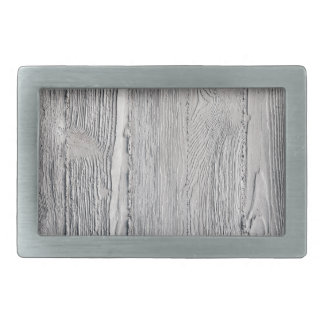 Concrete Wood Rectangular Belt Buckle