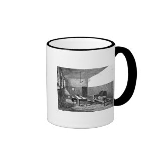 Condemned Cell Newgate Ringer Mug