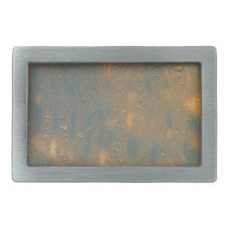 Condensation on the window rectangular belt buckles