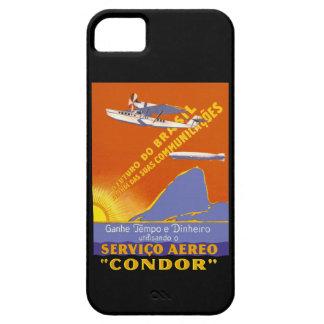 Condor ~ Brazillian Air Service iPhone 5 Cases