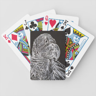 CONDOR is my name Bicycle Playing Cards