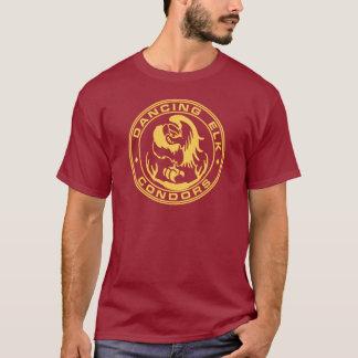 condors d'élans de danse tee shirts