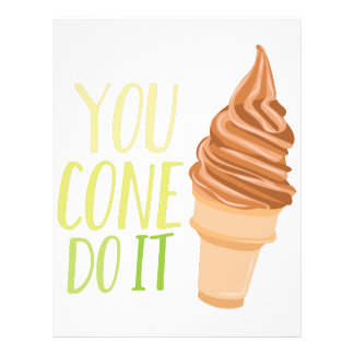 Cone Do It Letterhead