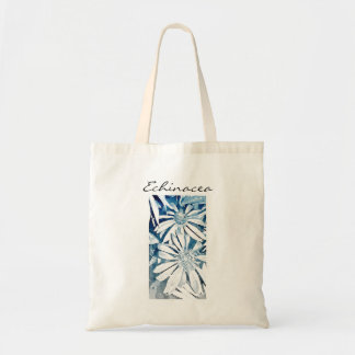 Cone Flower Totebag Tote Bag