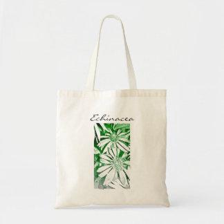 Cone Flower Totebag Tote Bag