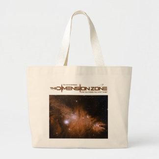 Cone Nebula Canvas Bags